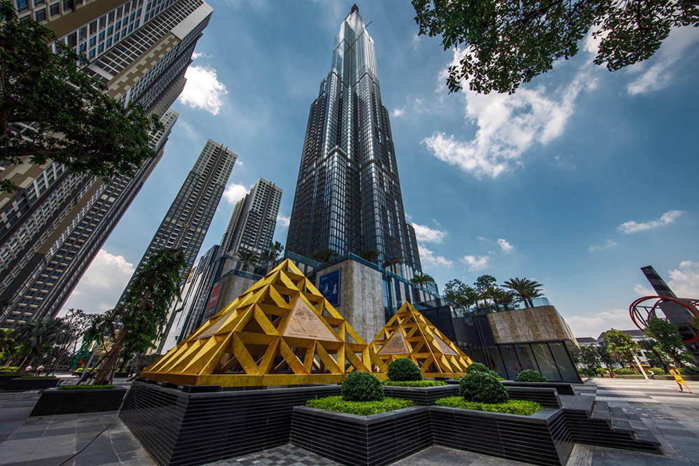 Tòa nhà Landmark 81 - Vinhomes Central Park